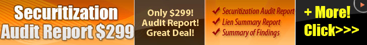 Get Securitization Audit Report in just $299